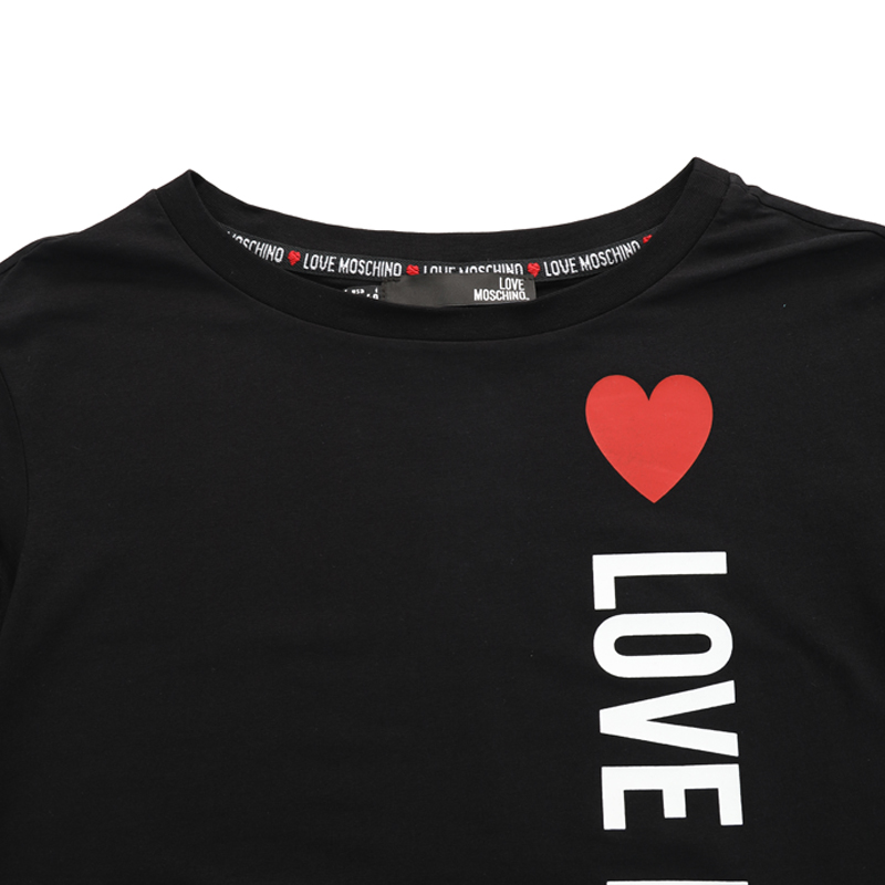 LOVE MOSCHINO LADY T-SHIRT