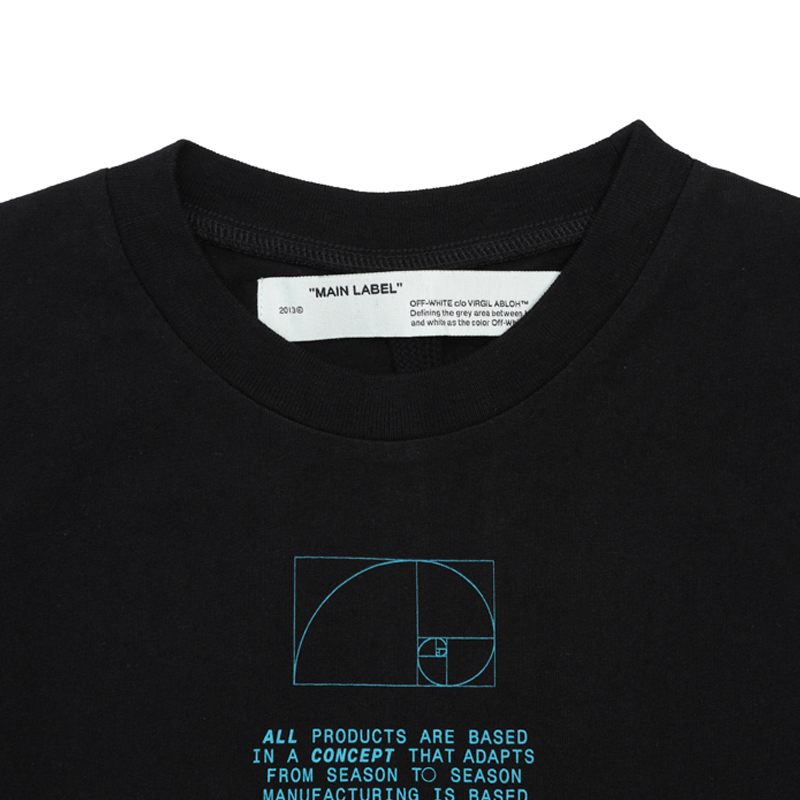 OFF WHITE MEN T-SHIRT