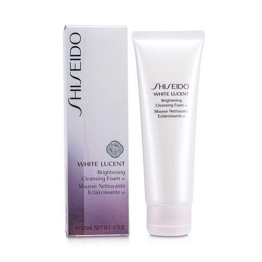 SHISEIDO WHITE LUCENT Brightening Cleansing Foam 125ml
