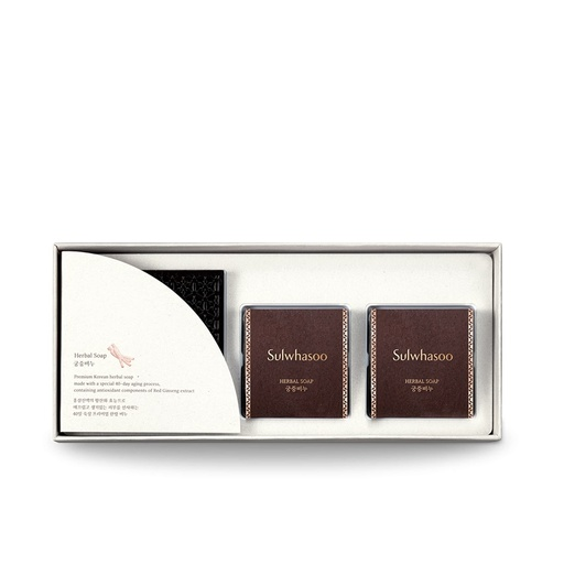 Sulwhasoo Herbal Soap 100g X 2